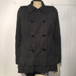 Maralyn & Me double front buttons jacket